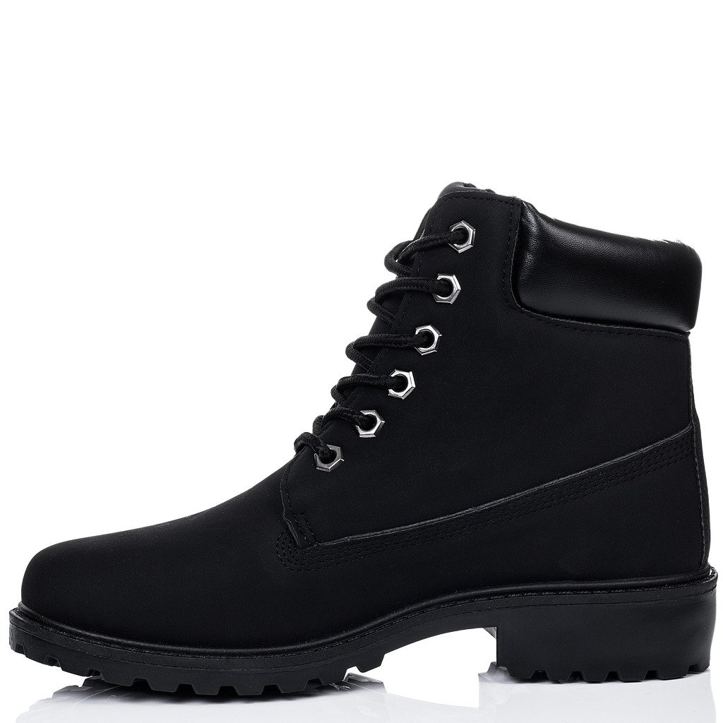 0b00a5162ac3 SPY LOVE BUY Morgan Women's Lace Up Flat Ankle Boots Shoes: Amazon.co.uk:  Shoes & Bags