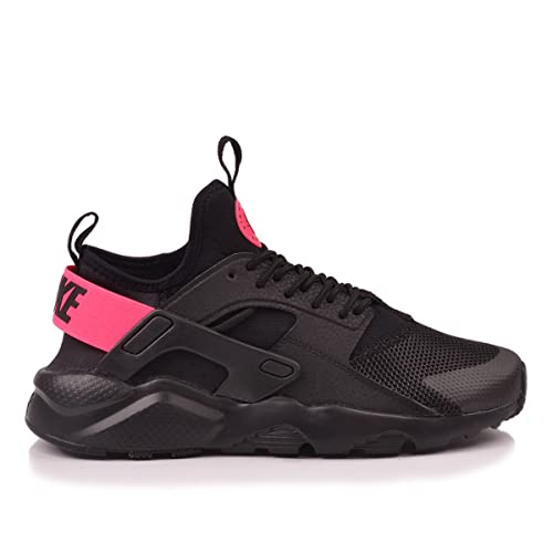 wholesale dealer e3f65 4c36e Nike Womens Air Huarache Ultra GS Running Shoes, Black (BlackBlack-Hyper