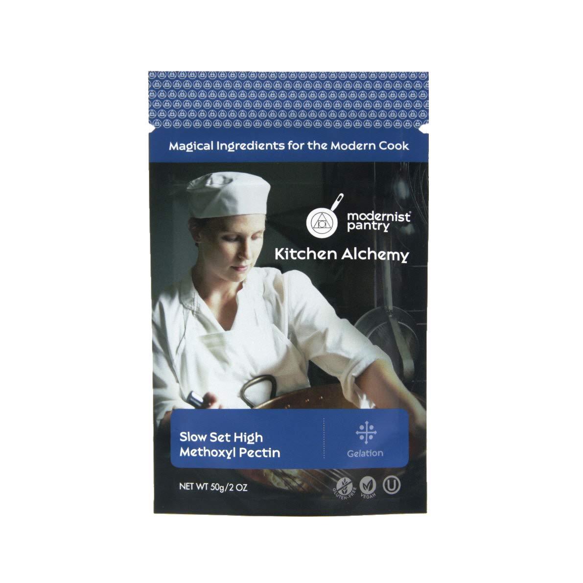 Pectin - Slow Set High Methoxyl ☮ Vegan ✡ OU Kosher Certified - 50g/2oz