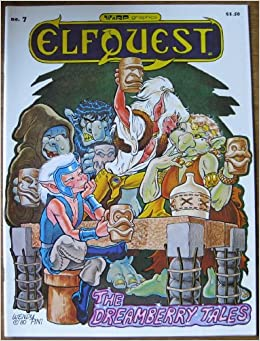 Elfquest, Vol. 1, No. 7, May 1980 (1st Printing)