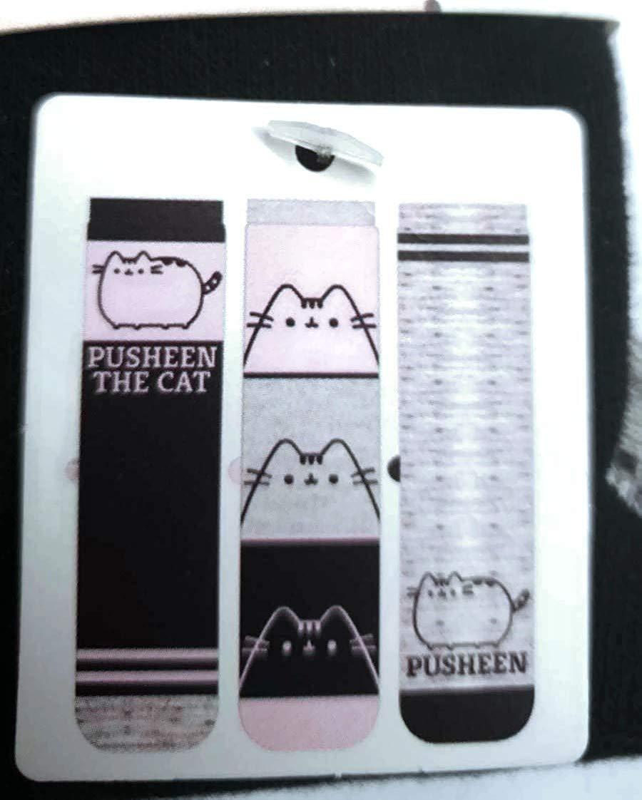 Pusheen The Cat Donna Calzini Confezione da 3 da Donna Taglia UK 4-8 Primark