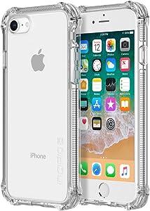 Incipio Apple iPhone 7/8 Reprieve Sport Series Case - Clear, Model:IPH-1657-CLR