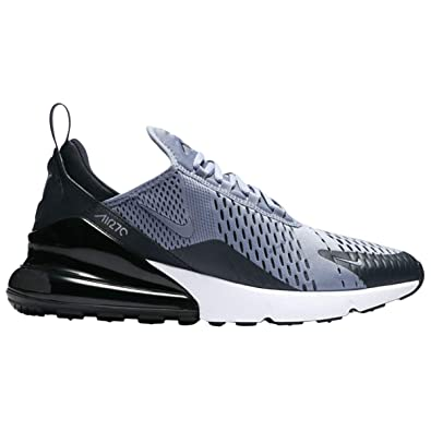 15d27edb82 Nike Men's Air Max 270 Low-Top Sneakers, Multicolour Ashen Slate/Black 001