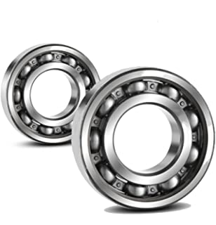 R188 Ceramic Ball Bearing Hybrid Silicon Nitride Si3N4 High Speed 2 Pack