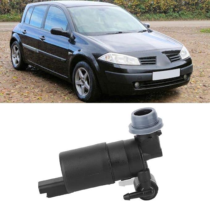 Lavadora automática Bomba de agua-Accesorio de bomba de lavadora de salida doble for vehículo Compatible con Renault Megane, 8200194414 8200030639: Amazon.es: Coche y moto