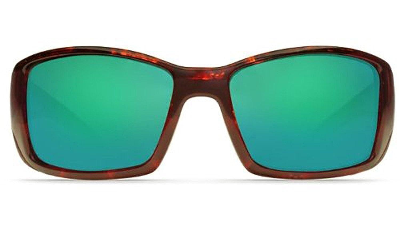 [Costa Del Mar] メンズ N/A Tortoise Frame / 580g Green Mirror Lightwave B00FH5LHKU
