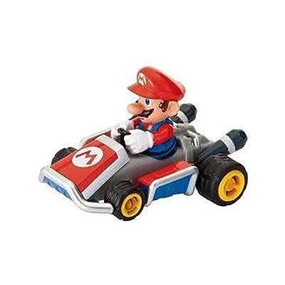 Mario Kart 7 Pull & Speed Pull Back Racer: Toys & Games