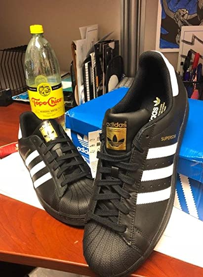adidas Originals Men's Superstar Sneaker If you want ot feel like the 4th Beastie Boy, getcha some....