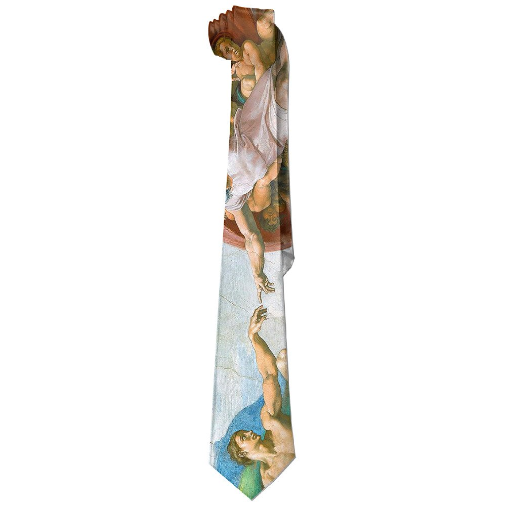 Y-WBS Creation Of Adam Necktie Skinny Ties
