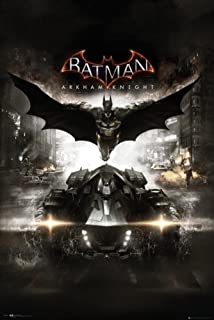 Amazon.com: Trends International Arkham Origins Batman Wall ...