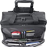 Solo Bryant Rolling Laptop Bag with Wheels,Fits