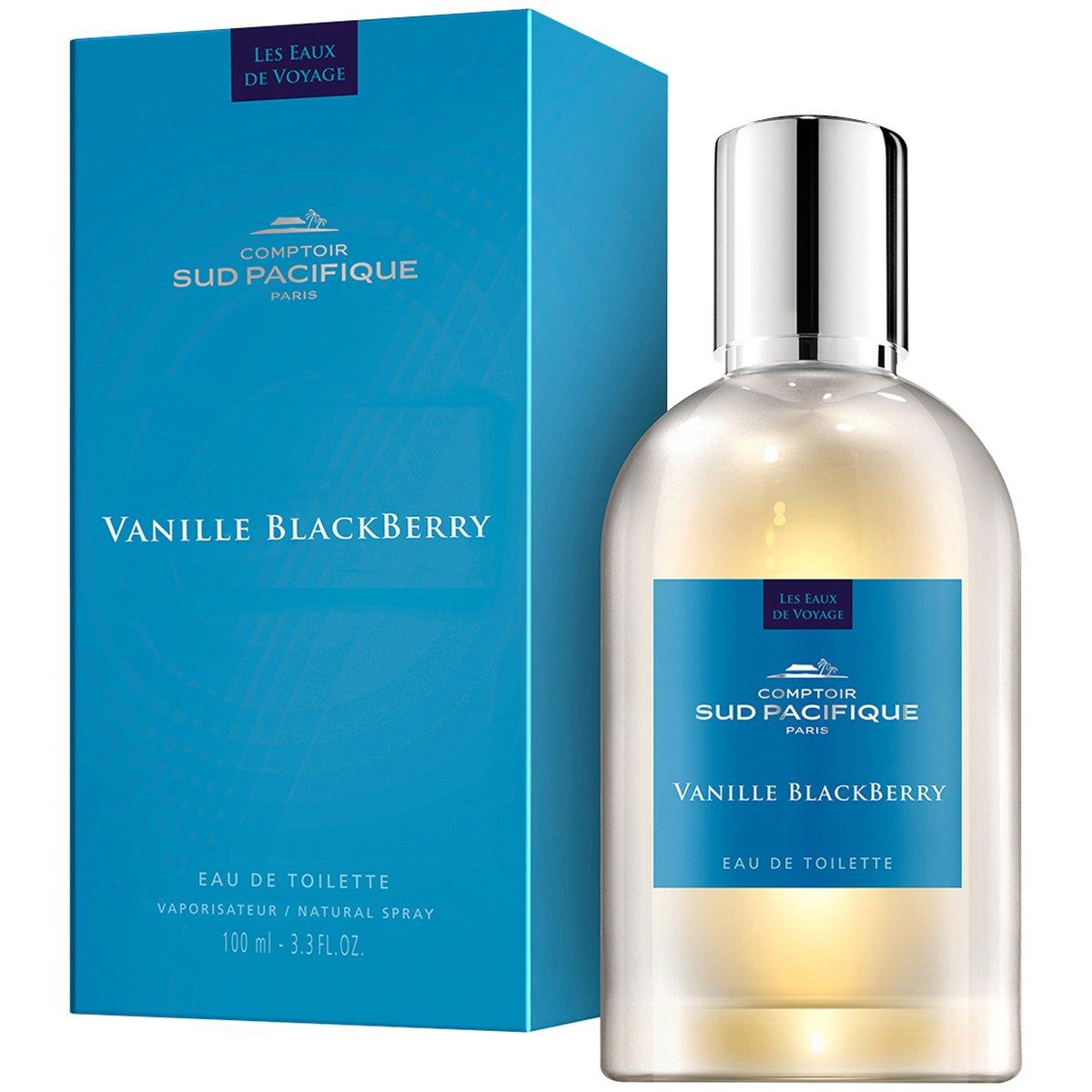 Comptoir Sud Pacifique Vanille Blackberry Eau De Toilette Spray, 3.3 fl. oz. 3513910050