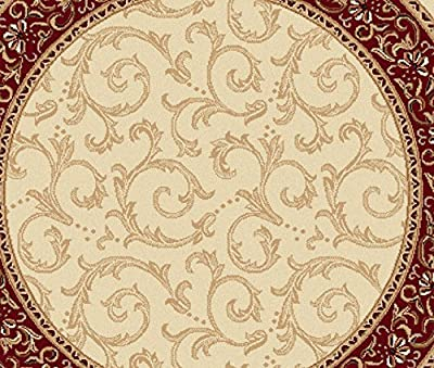 Universal Rugs Transitional Oriental 5 ft. x 7 ft. Area Rug