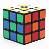 Speed Cube, Suvevic 3x3x3 Sticker Speed Cube Smooth Magic Cube Puzzle (enhanced version)