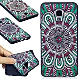 Case for Samsung Galaxy A5 (2016) A510F - ANGELLA-M Ultra Slim Flexible Soft Premium TPU Gel Silicone Bumper Shell - HDMH