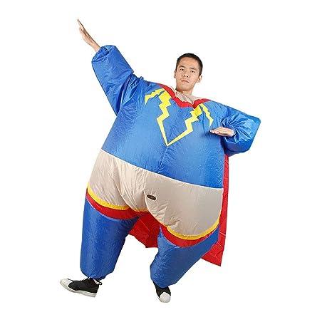 YBBDHD Disfraz De Superman Inflable Ropa De Sumo Ropa De ...