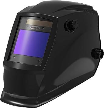 Auto Darkening Welding Helmet Welder Lens Grinding Solar Power Eco-friendly