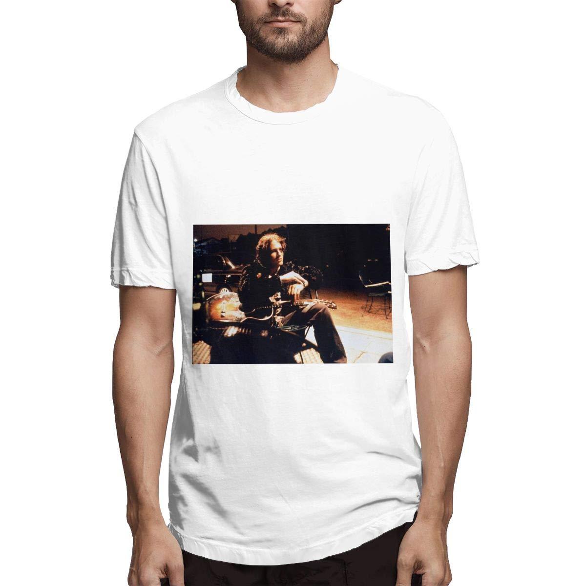 Lihehen Mans Jeff Buckley Fashion Leisure Round Neck T Shirts