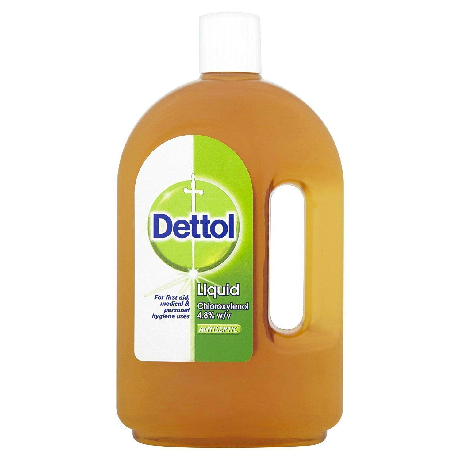 Dettol Original First Aid Antiseptic Liquid 25.35 oz (Pack of 6) by Dettol