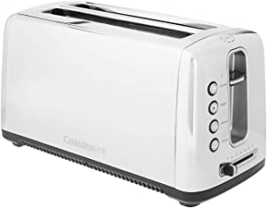 Cuisinart CPT-2400P1 Bakery Artisan Bread Toaster, 2 Slice, Silver