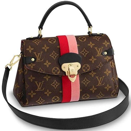 Louis Vuitton Monogram Canvas Top Handle Handbags Georges BB Article ... 9fce84960c