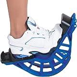 "ProStretch Plus""Blue"" - Adjustable Calf Stretcher & Foot Rocker for Plantar Fasciitis, Achilles Tendonitis, Flexibility…"