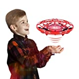 Innoo Tech Kids Drone Hands Operated UFO Drone for Kids or Adults Hands Free Mini Drone Helicopter Suspension Gesture…