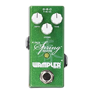 Wampler Pedals Mini Faux Spring Reverb