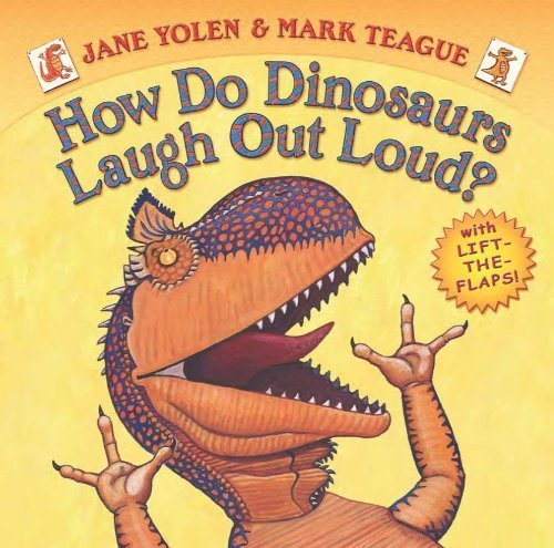 How Do Dinosaurs Laugh Out Loud? by Yolen, Jane (Brdbk Edition) [Boardbook(2010)] pdf epub