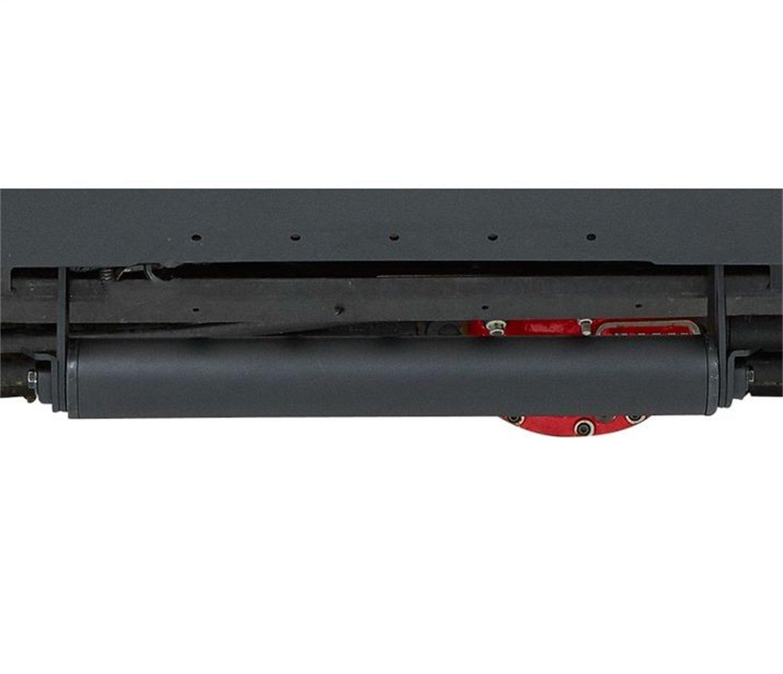 Bestop 44947-01 Matte Black Approach Roller Kit for Front Modular Bumper