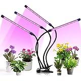 GYMNASTIKA Odlingslampor för inomhusväxter, 4 huvuden 80 LED fullt spektrum USB inomhusväxter växter lampa klämma lampa…
