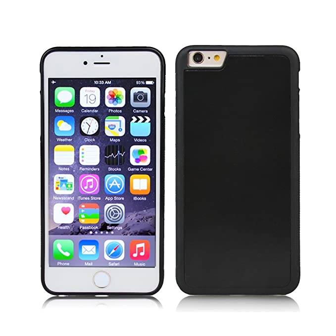 meet ac0a7 c00ba Amazon.com: Indigi iPhone 6/6s Compatible Anti Gravity Sticky Case ...