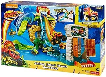 Fisher-price Nickelodeon Blaze & The Monster Machines, Animal Island Playset 14