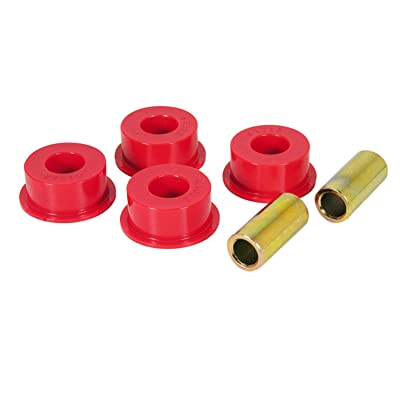 Prothane 1-1202 Red Track Arm Bushing Kit for YJ: Automotive