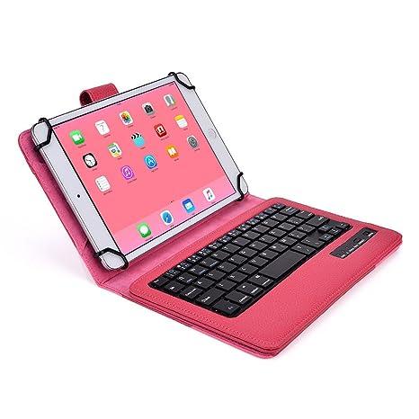 9ff96f836b0 Amazon.com: Apple iPad Mini 4 3 2 1 Keyboard case, Cooper Infinite ...