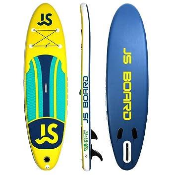 JINHONGH 10.9Soft Top Surfboard Inflable Tabla de Surf ...