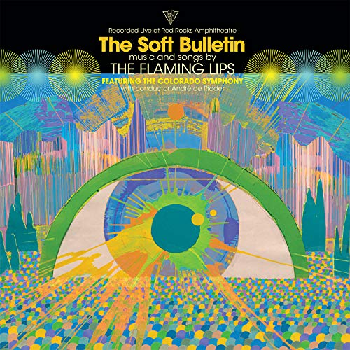 The Spark That Bled (feat. The Colorado Symphony & André de Ridder) [Live] (The Flaming Lips The Spark That Bled)