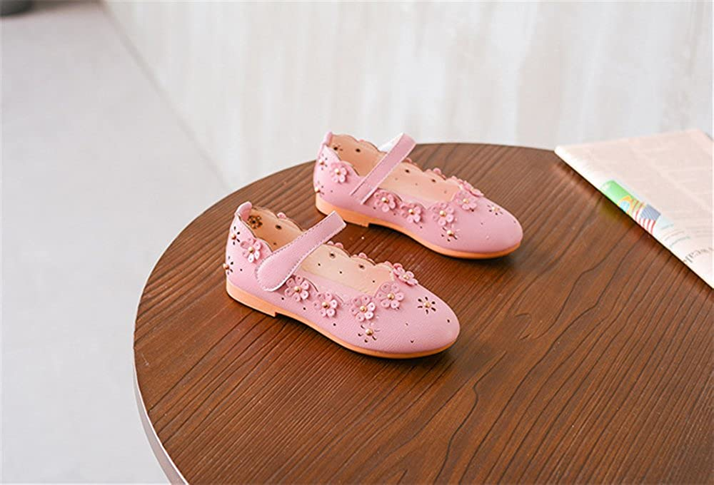 SUNNY Store Little Big Girls Patent Leather Dress Shoes Mary Jane Ballerina Ballet Flats