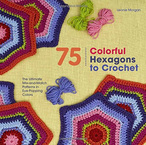 Colorful Hexagons Crochet Mix Match product image