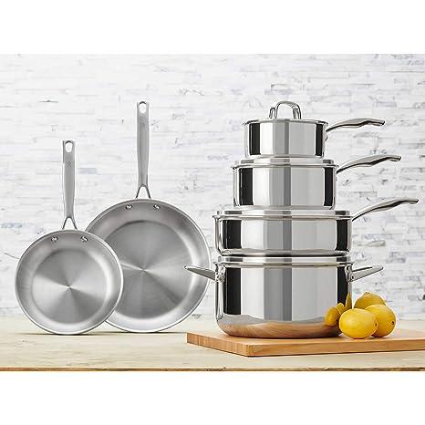 Amazon.com: JA Henckels International - Batería de cocina de ...