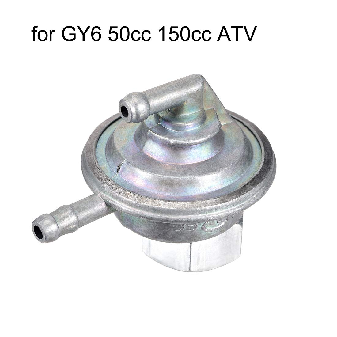 uxcell Gas Fuel Tank Switch Valve Petcock for Gy6 50cc 150cc ATV
