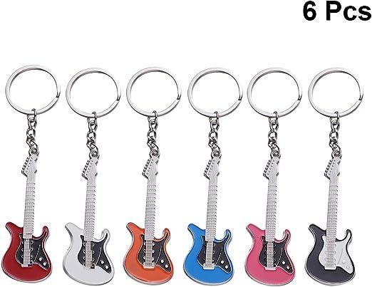 * Gitarre Handyanhänger Taschenanhänger Schlüsselanhänger NEU z50