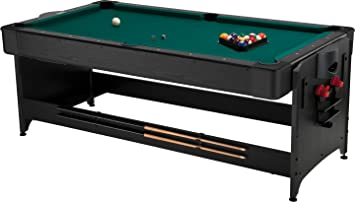 Beau Fat Cat Original 3 In 1, 7 Foot Pockey Game Table (