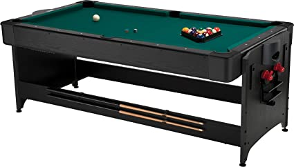 Amazoncom Fat Cat Original 3 In 1 7 Foot Pockey Game Table Air