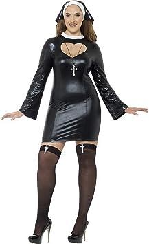 Luxuspiraten – Disfraz de Hermana Curva para Mujer con Vestido de ...