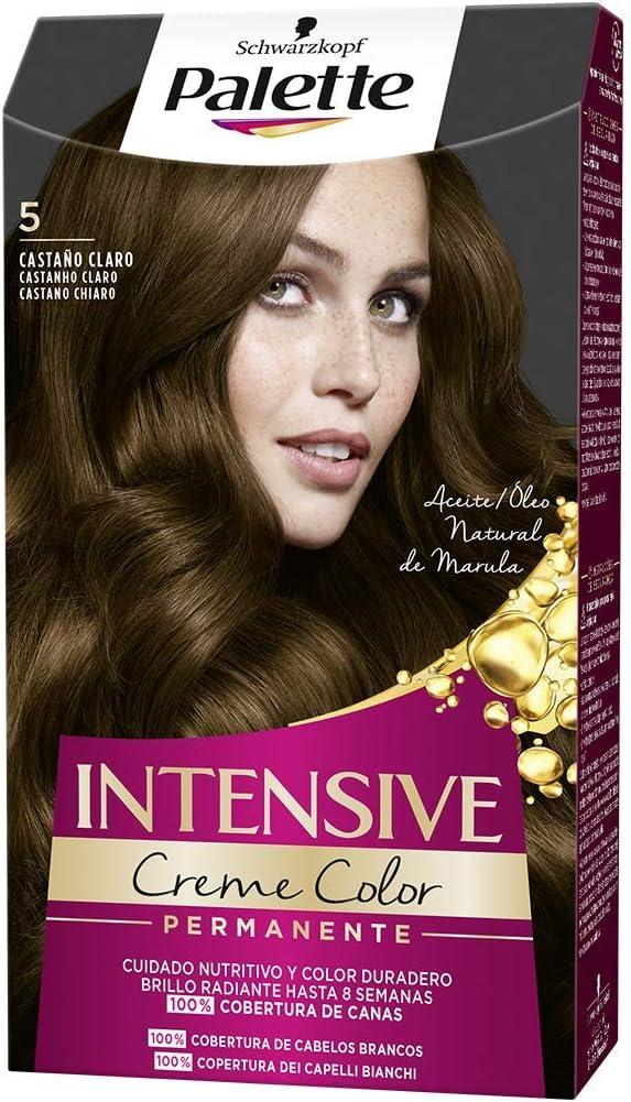 Schwarzkopf Palette Intensive Creme Color - Tono 5 cabello ...