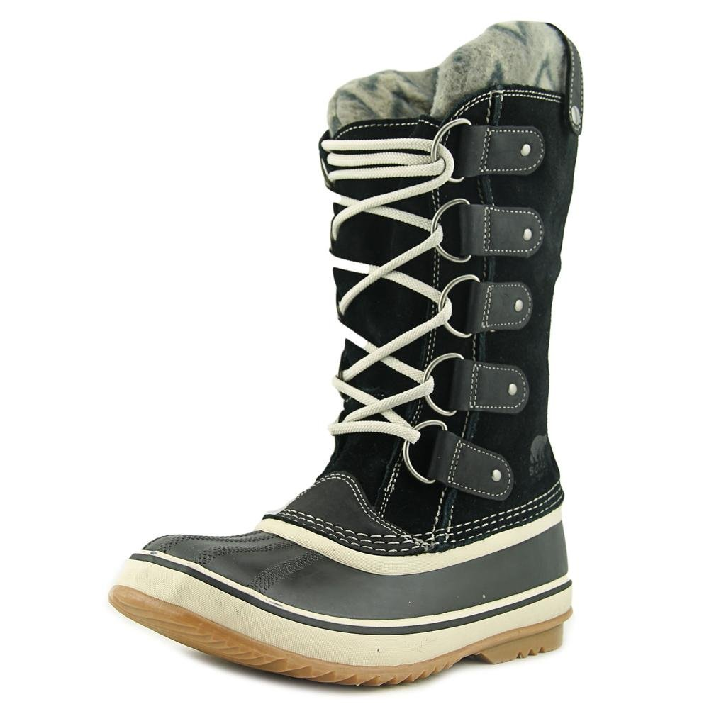 Sorel Joan Of Arctic Knit II Boot - Women's Black 7.5