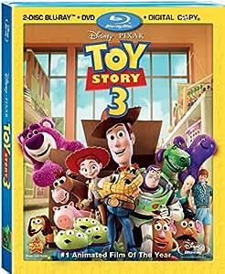 Toy Story 3 Blu-Ray Movie