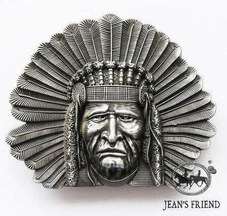 belt buckles men western cowboys cool vintage harley Indian headdress - Cool Headdresses