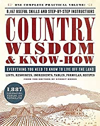 Image of the product Country Wisdom & Know How that is listed on the catalogue brand of .